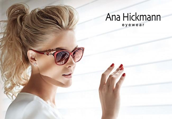 Anna Hickamann Eyewear w Galerii Optyki